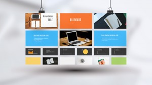 billboard Prezi Presentation Template big