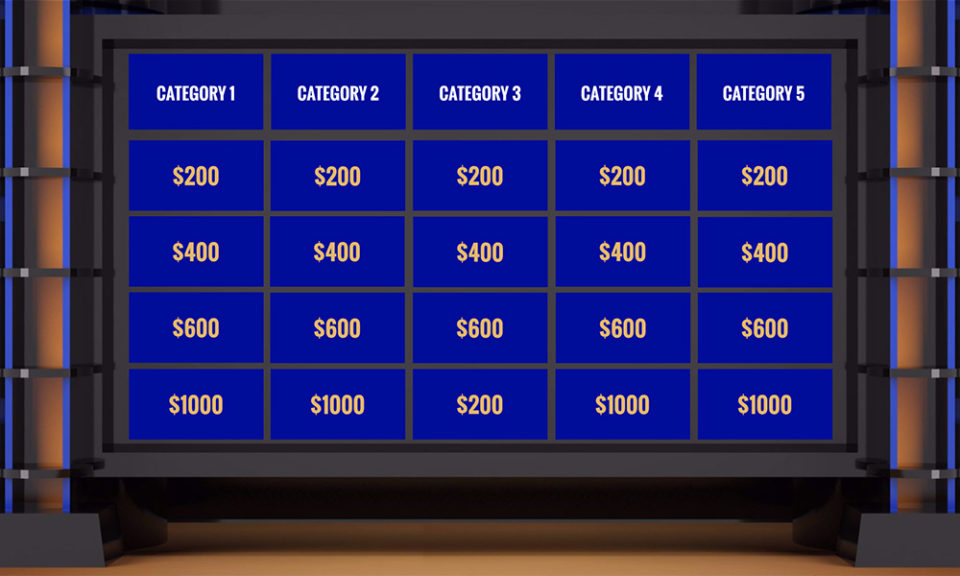 free jeopardy maker | | Creatoz collection