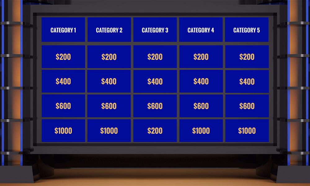 jeopardy prezi next presentation template creatoz collection. Black Bedroom Furniture Sets. Home Design Ideas