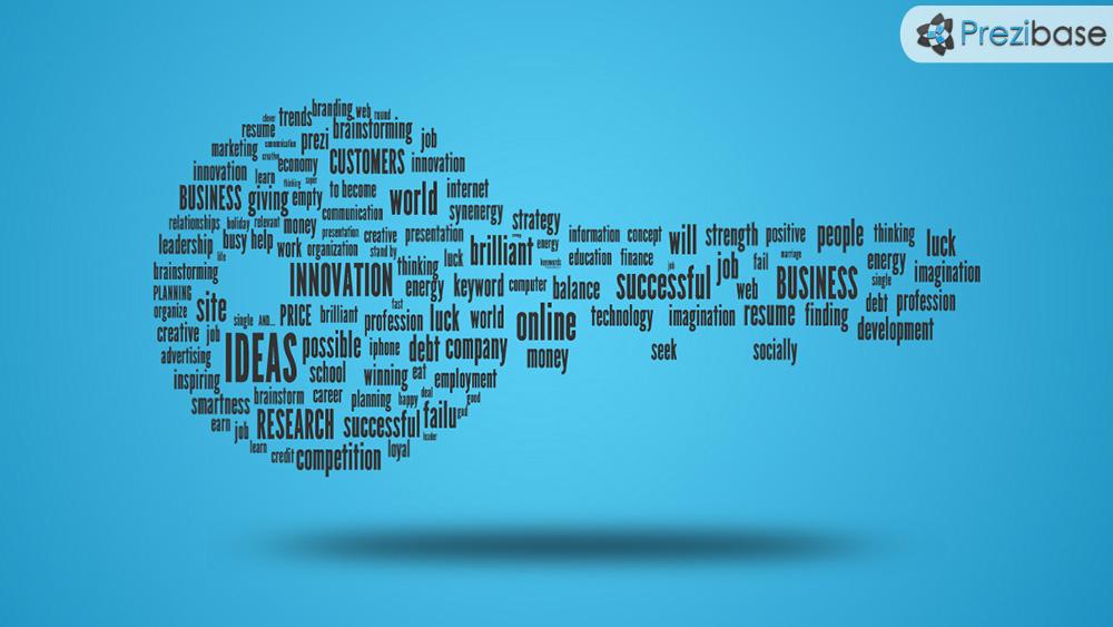 keywords  u2013 prezi presentation template