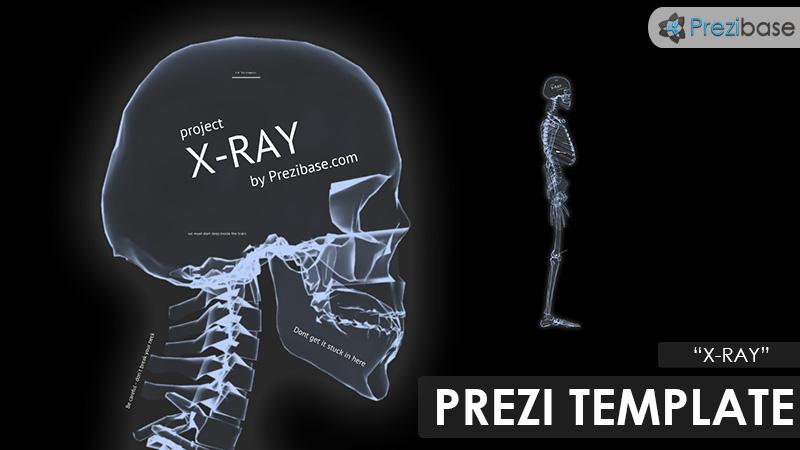X Ray Prezi Presentation Template Creatoz Collection