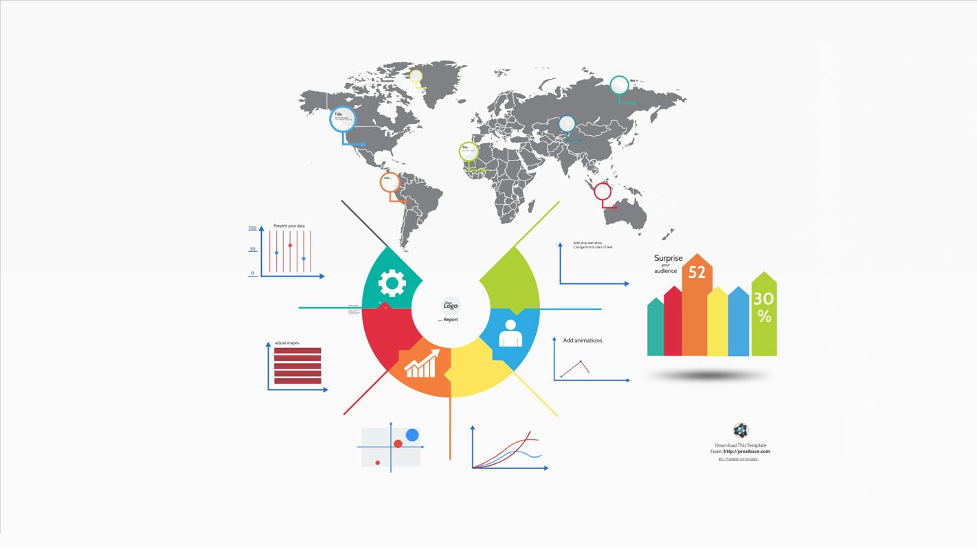 Infographics World Business Report – Prezi Presentation ...