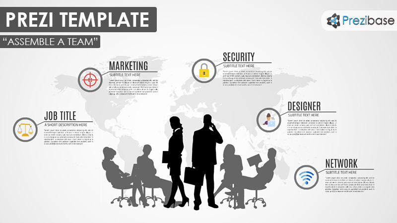 Assemble a team prezi presentation template creatoz collection assemble a team prezi presentation template wajeb