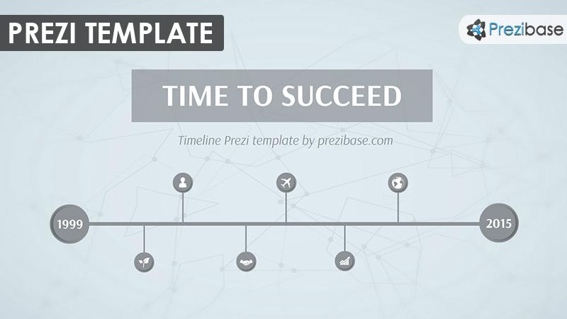time to succeed prezi presentation template creatoz collection