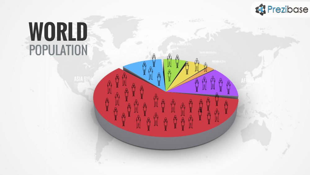 World Population Prezi Presentation Template Creatoz Collection