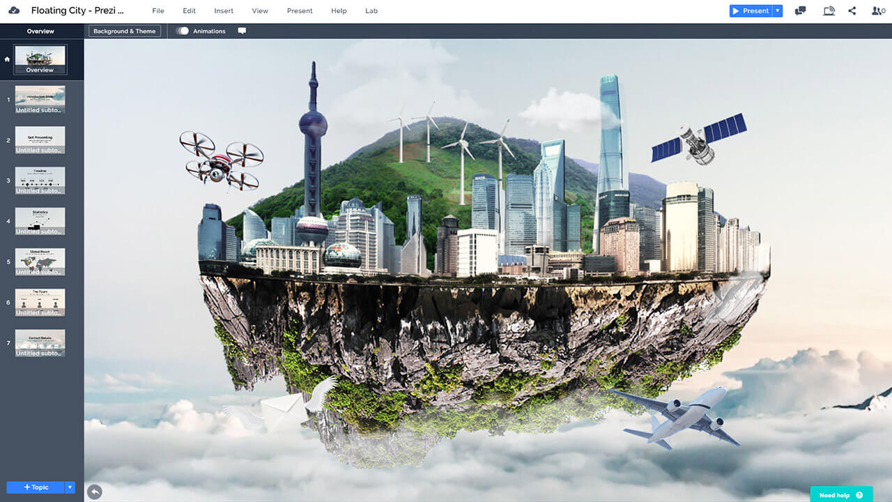 3d-floating-urban-city-island-creative-presentation-template-city-skyline-prezi-and-powerpoint