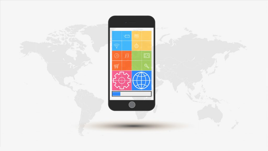 App development Presentation template