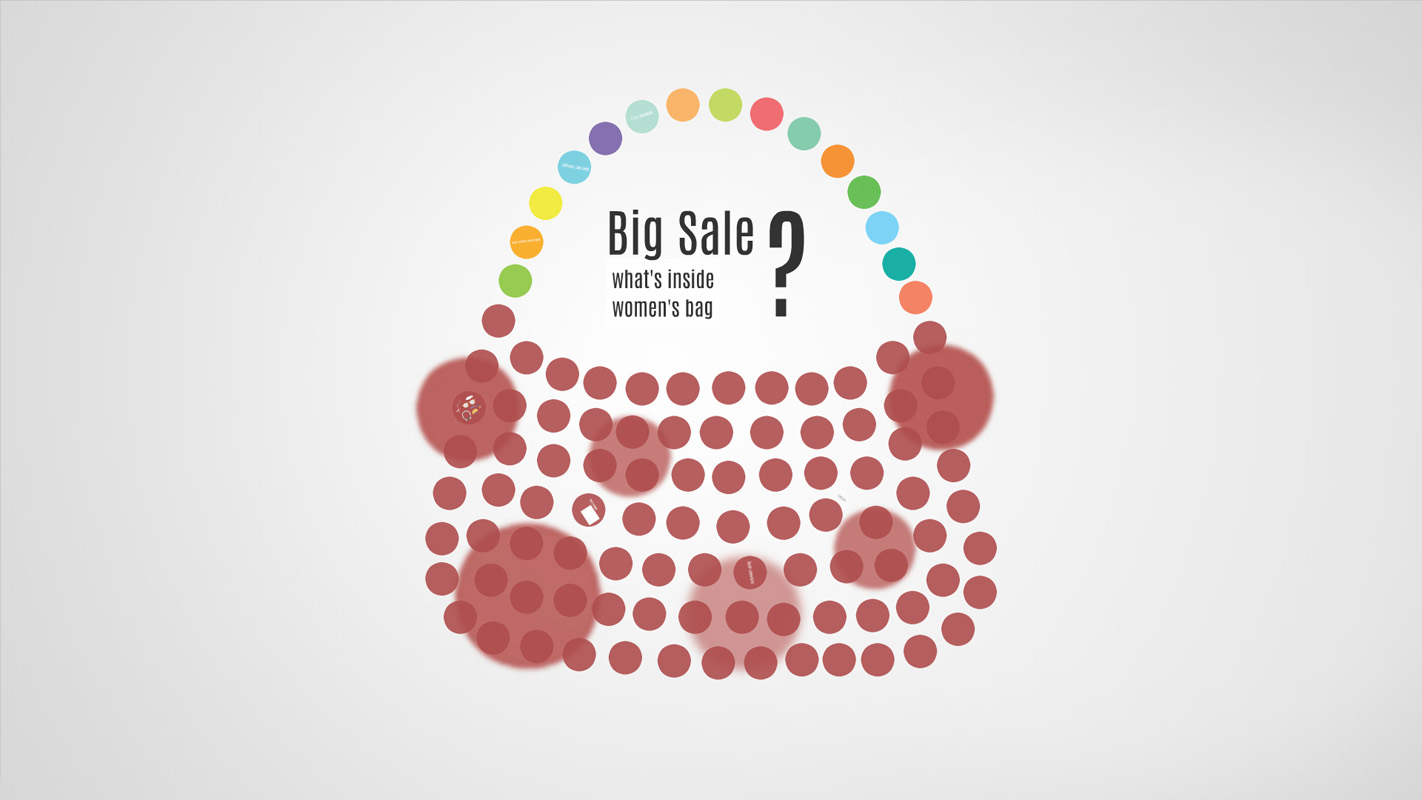 Big Sale Shopping Bag
