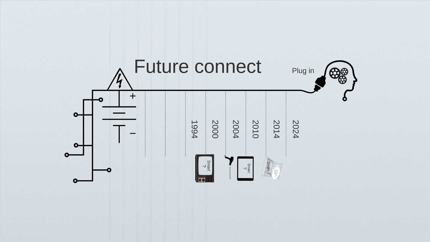 Connection Prezi template