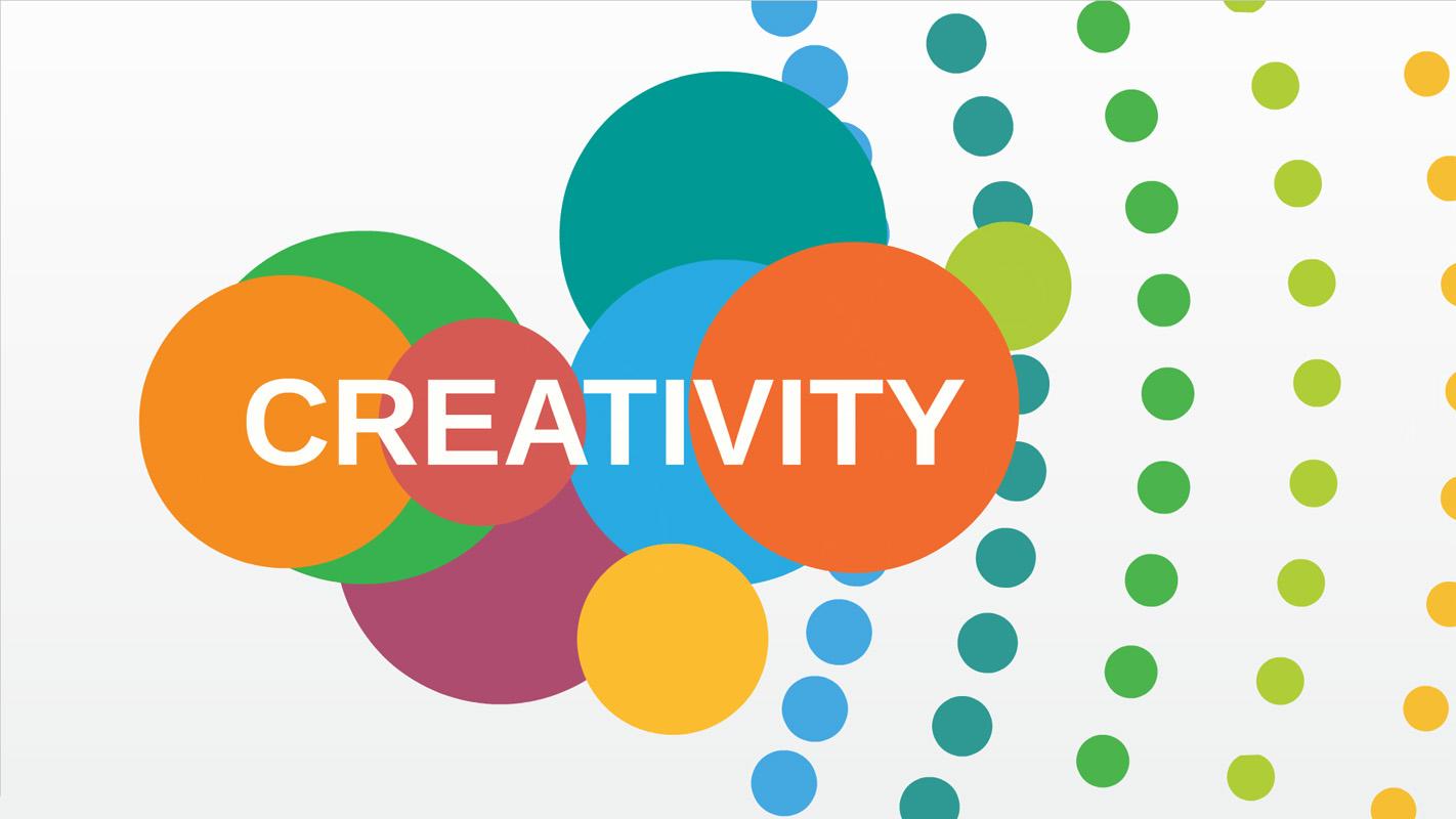 Creativity Circle Prezi Template