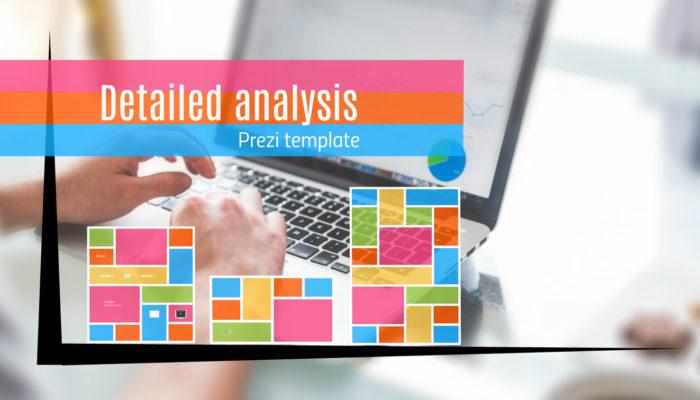 detailed analytics prezi presentation | | creatoz collection, Presentation templates