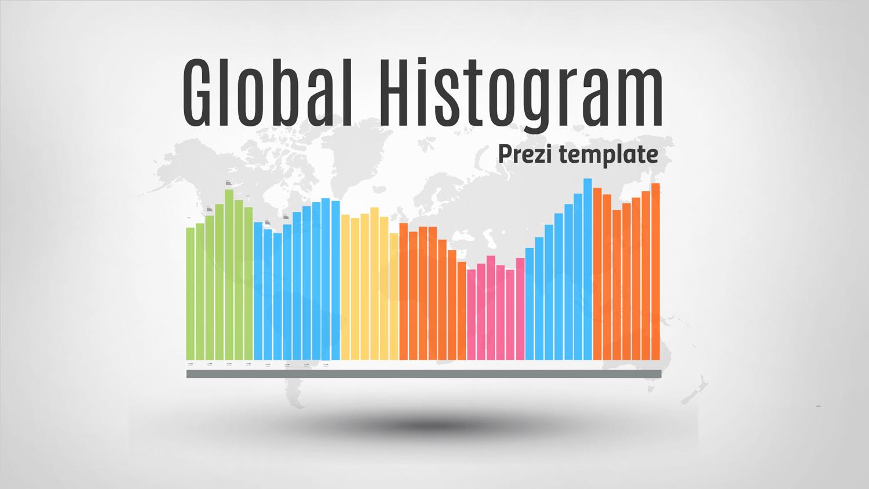 Global Histogram Prezi template