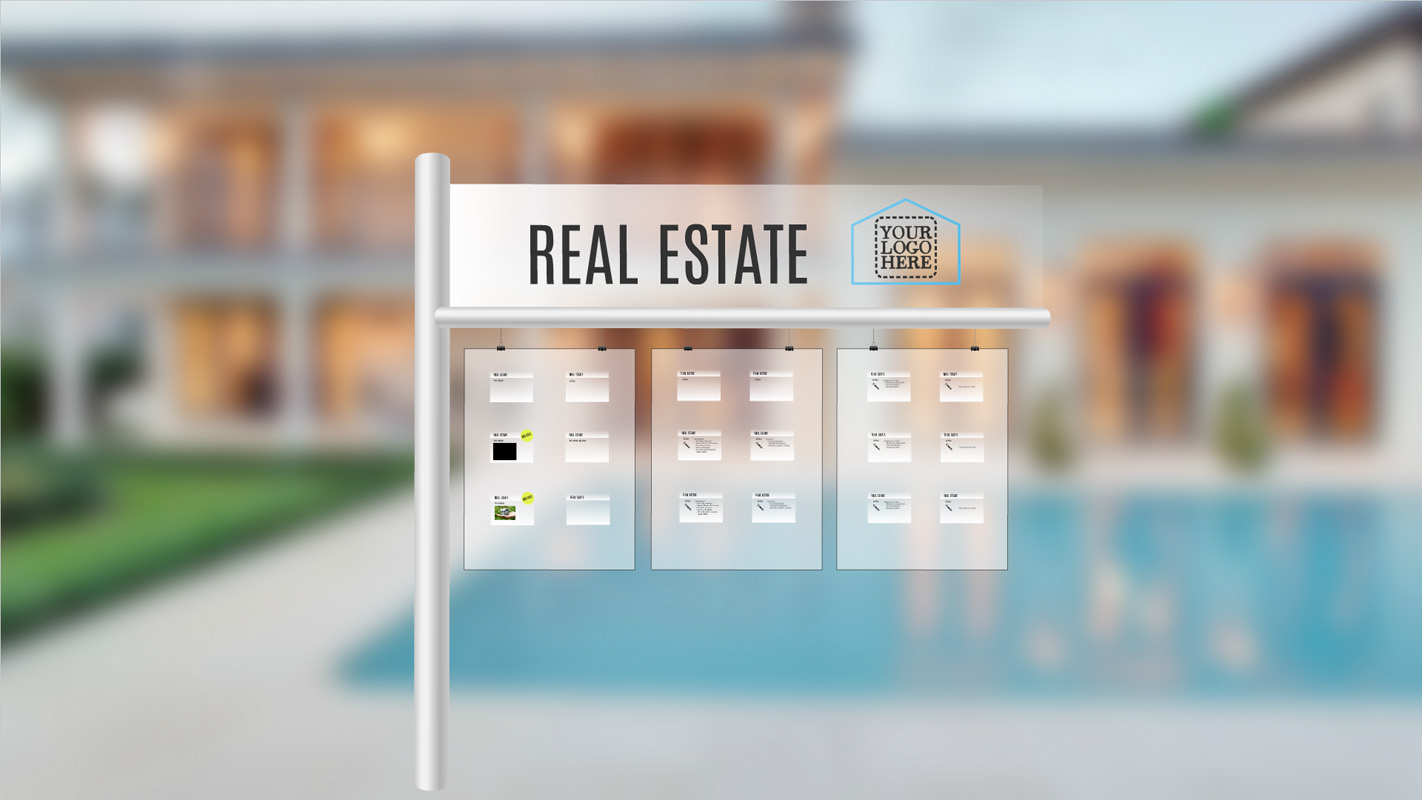 Real Estate Prezi presentation Template