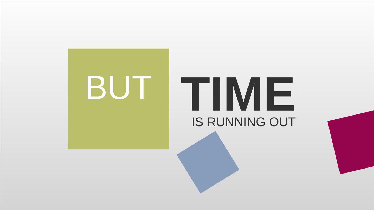 Square of Time Prezi template