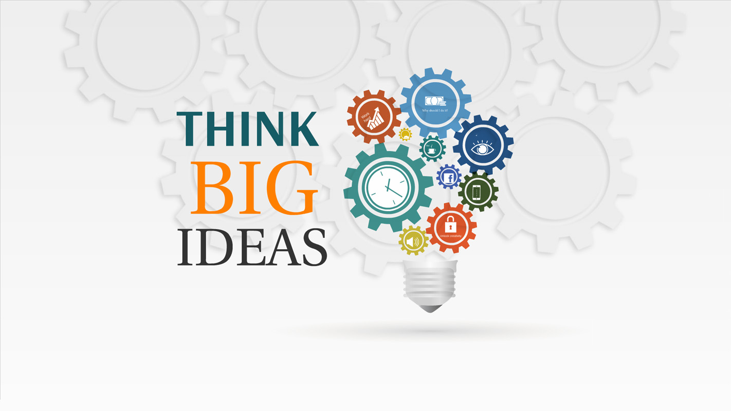 Think Big Ideas Prezi Template