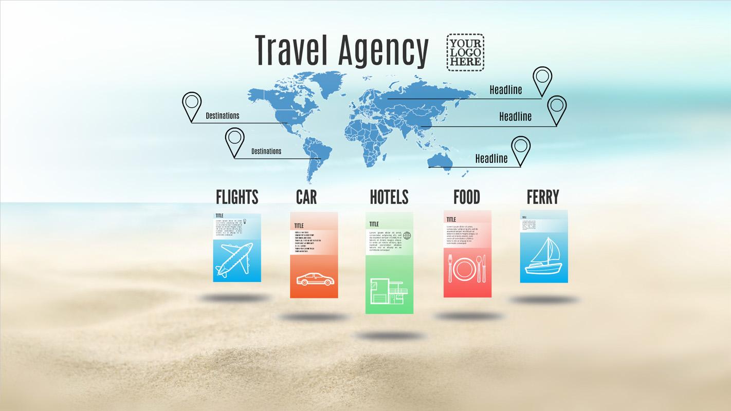 Travel Agency Presentation Template