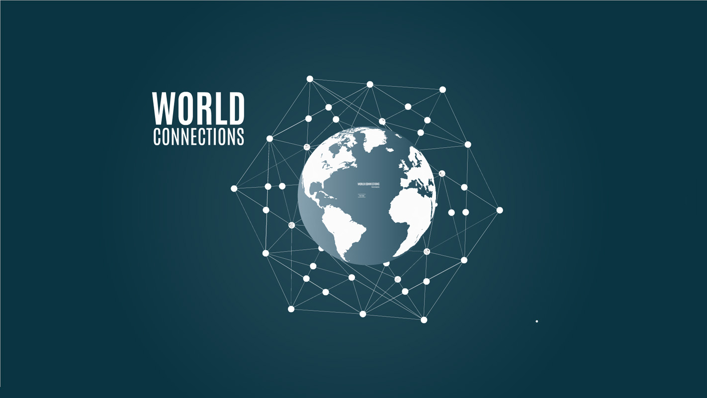 World Connections Prezi Template