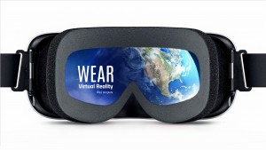 Виртуальная реальность - шаблон Prezi