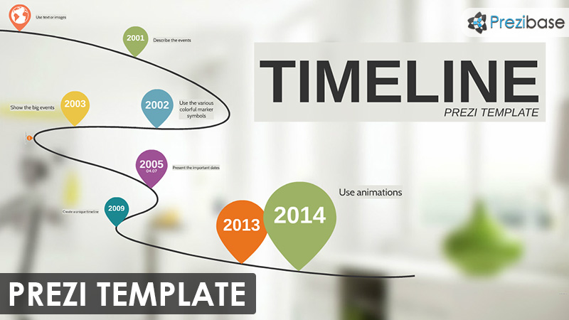 Free relationship timeline template.