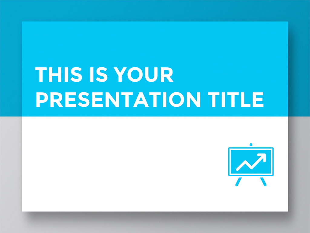 Free presentation template clean and simple design fand free presentation template clean and simple design fand candpandate content creatoz collection toneelgroepblik Image collections