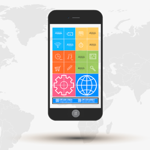 apps development prezi template