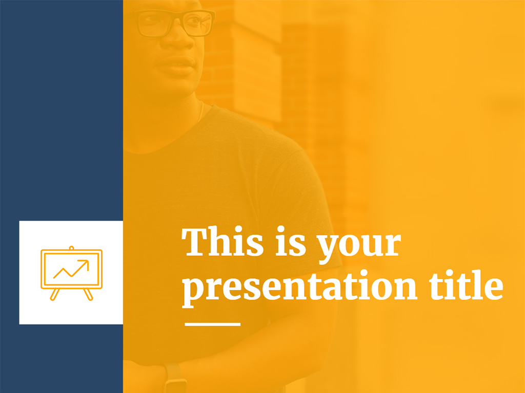 free presentation template high quality and clean design fand