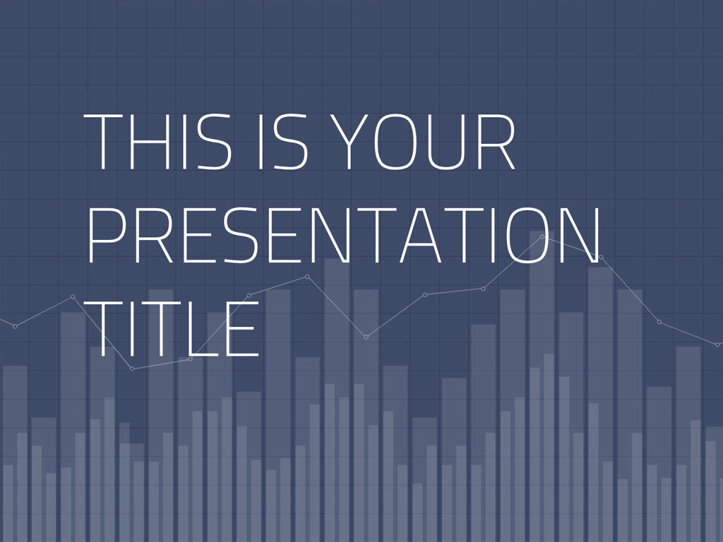 Free Powerpoint Template Google Slides Theme With Stats Graphs - Free slide templates for google slides