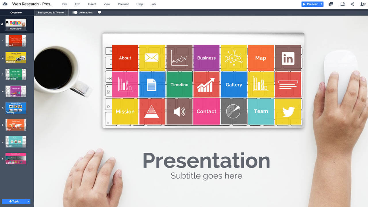 web-research-design-agency-company-prezi-presentation-template