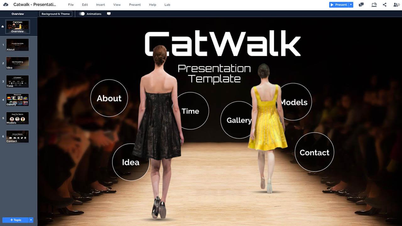 catwalk-fashion-beauty-and-models-on-runway-design-prezi-presentation-template