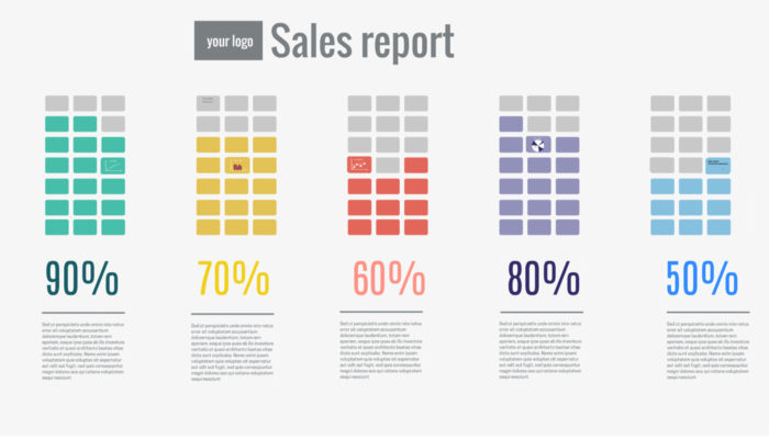 sales repor