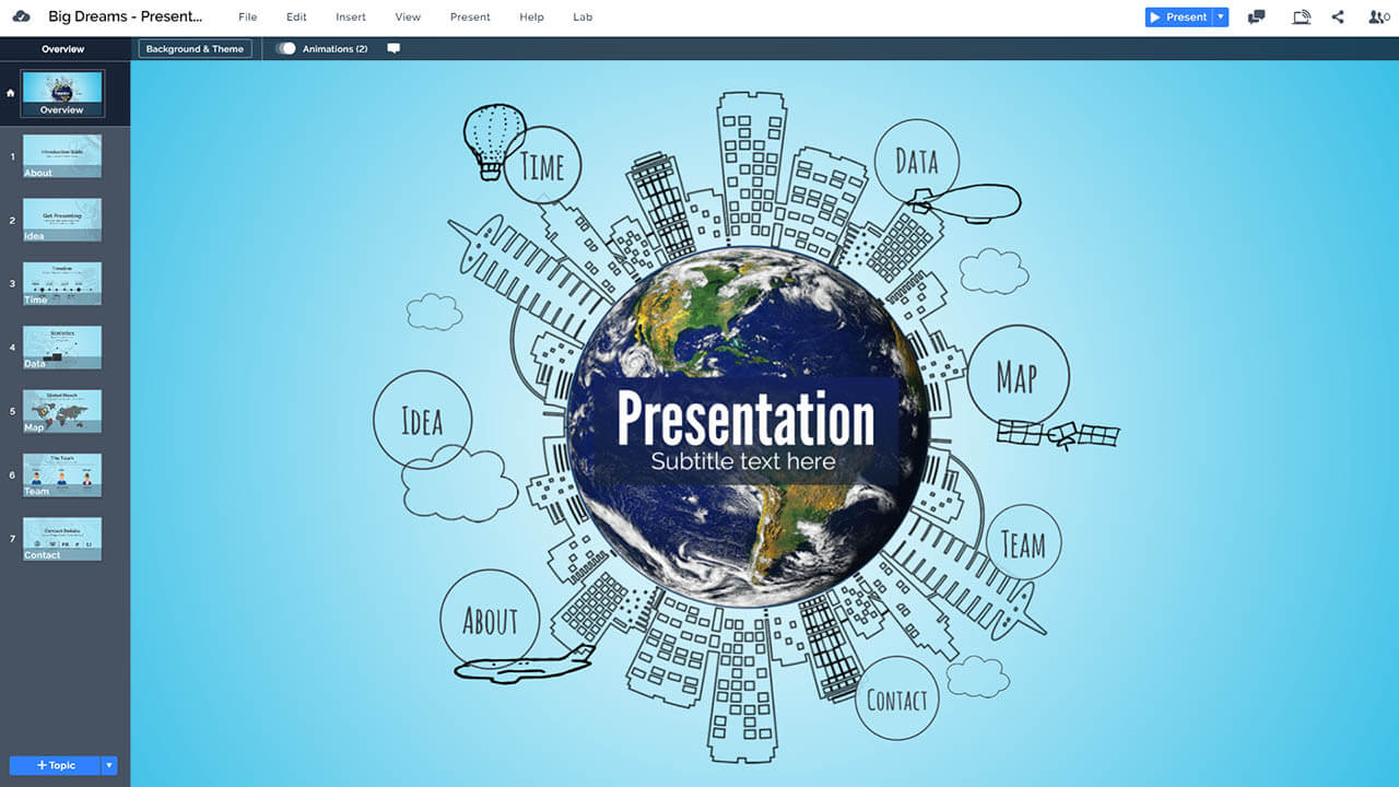 idea-city-urban-planet-hand-drawn-city-global-prezi-presentation-template