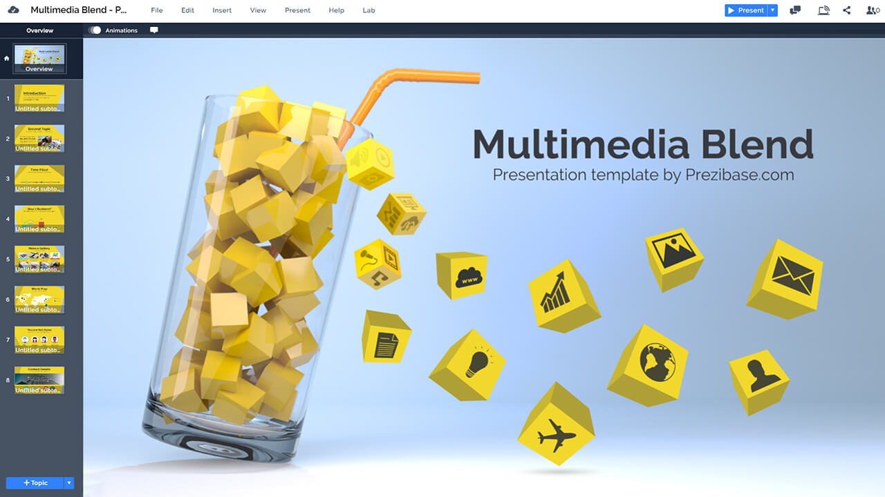 multimedia-3D-blend-creative-technology-business-prezi-presentation-template