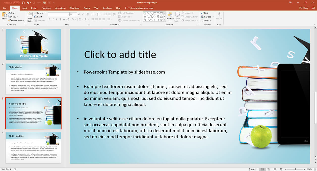 educational-technology-edtech-ipad-in-school-learning-diploma-powerpoint-ppt-presentation-template