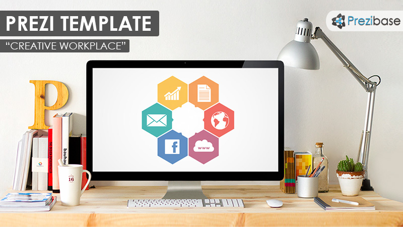 Creative workplace prezi presentation template creatoz collection creative workplace prezi presentation template maxwellsz