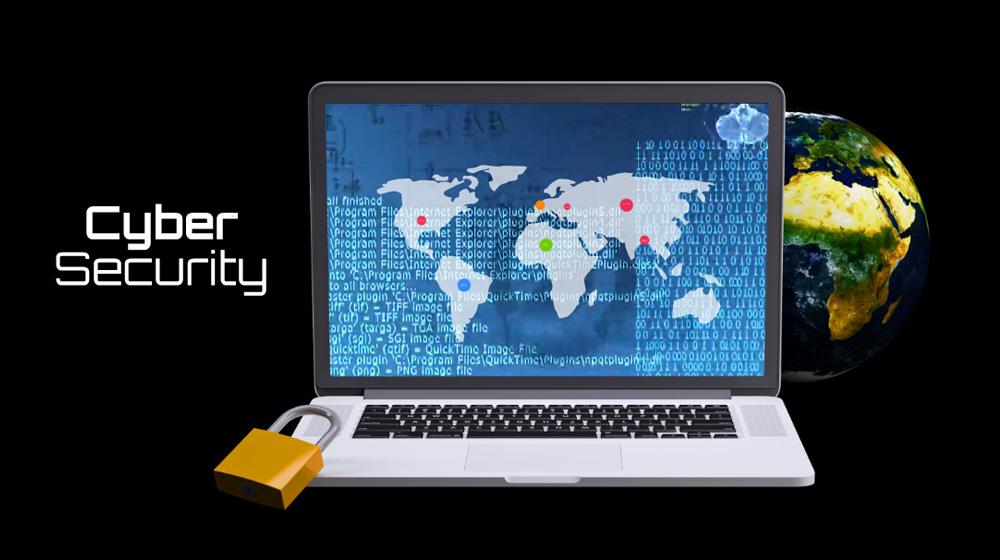 Cyber Security Prezi Presentation Template Creatoz