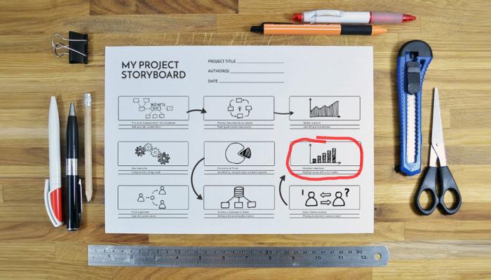Project Storyboard U2013 Prezi Presentation Template