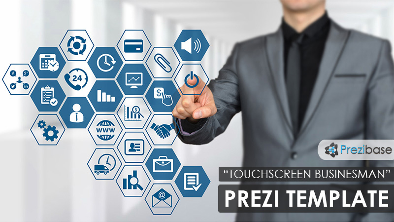 Free touch screen powerpoint templates myfreeppt. Com.