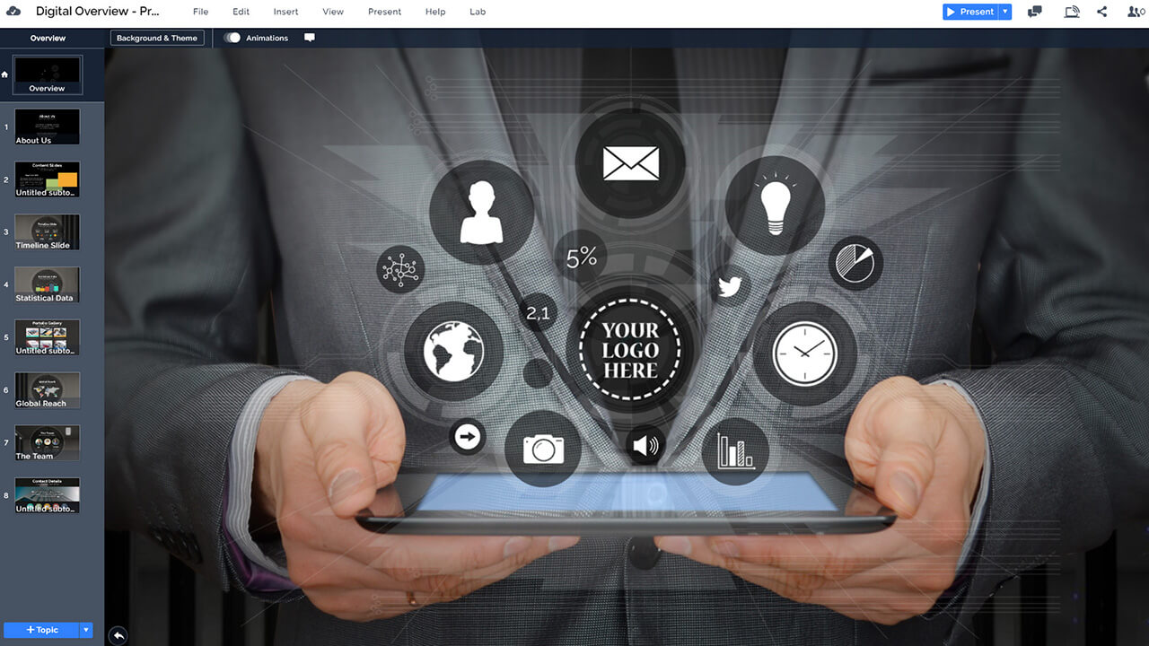 digital-overview-technology-ipad-futuristic-creative-business-professional-presentation-template-for-prezi