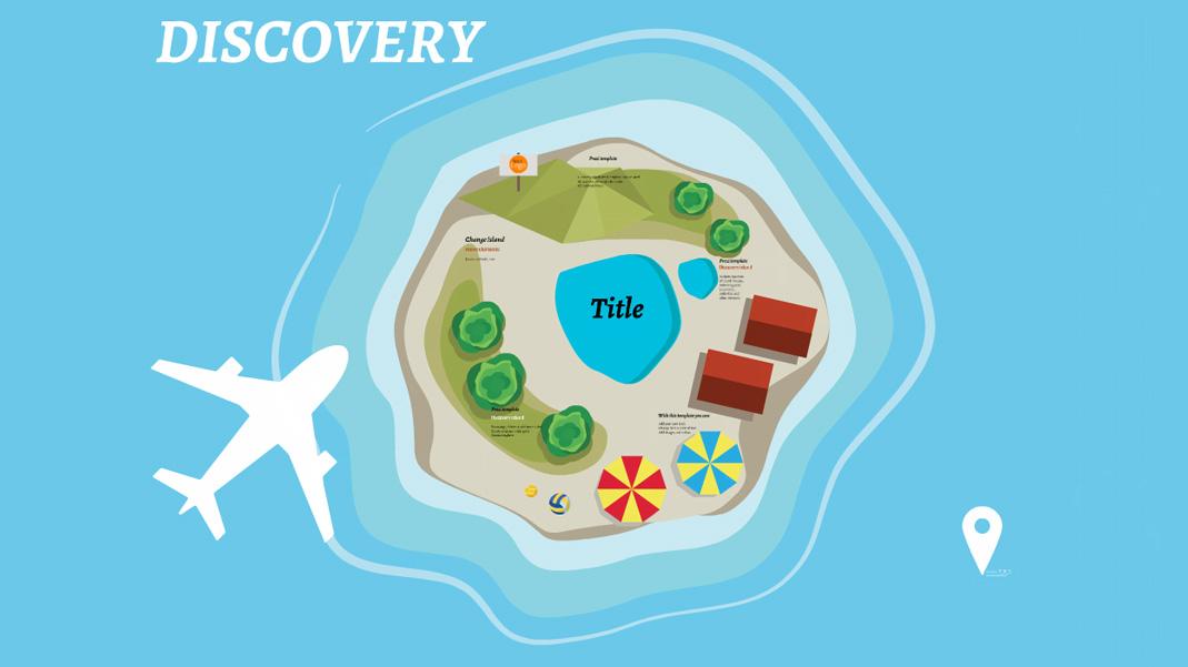 discovery island prezi presentation creatoz collection
