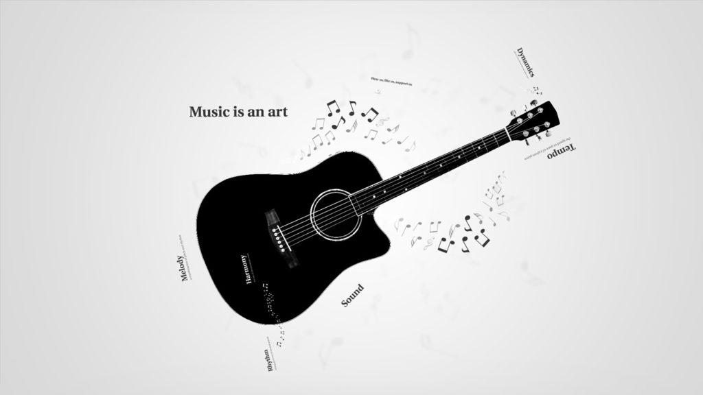 music – prezi presentation template | | creatoz collection, Presentation Template Music, Presentation templates