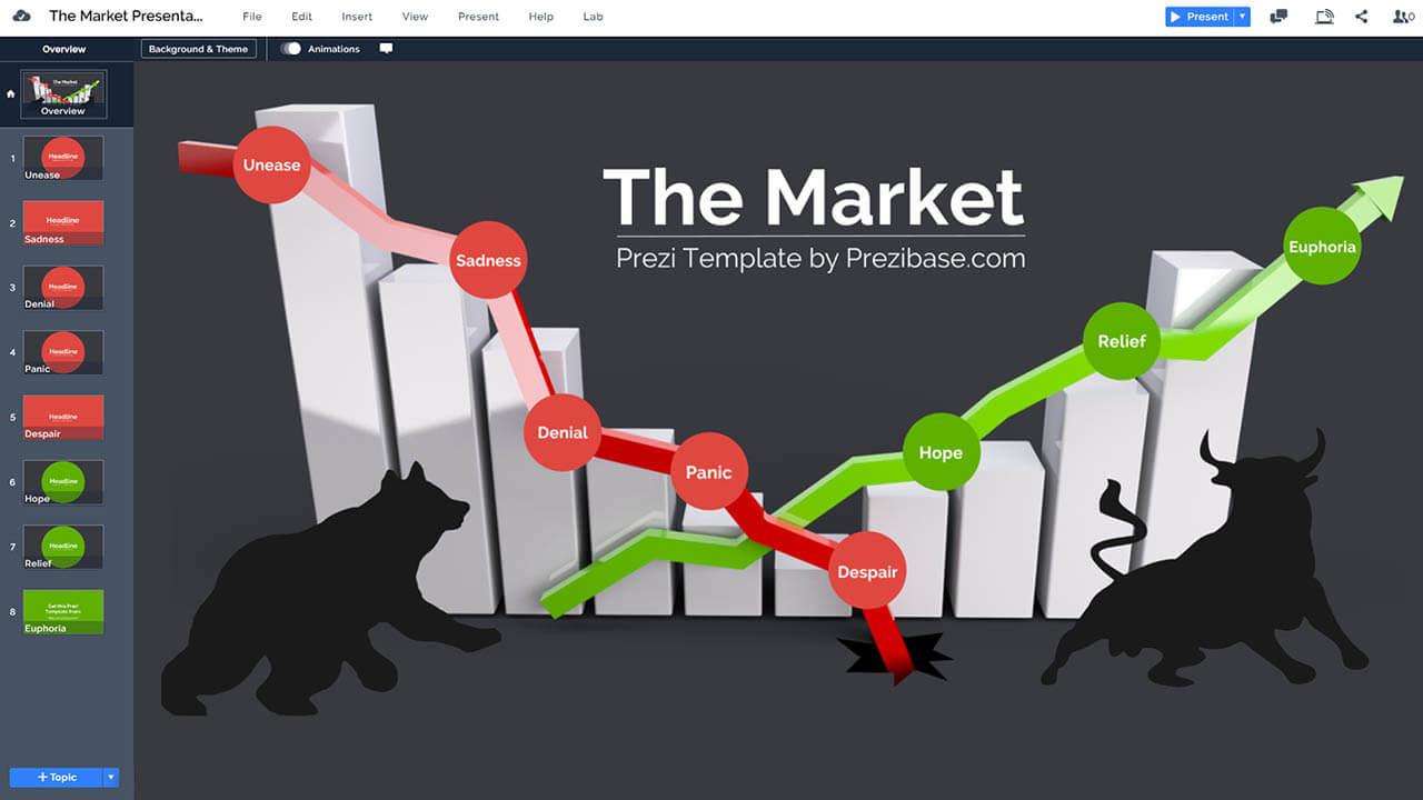 the-stock-market-recession-economic-boom-3D_chart-prezi-presentation-template