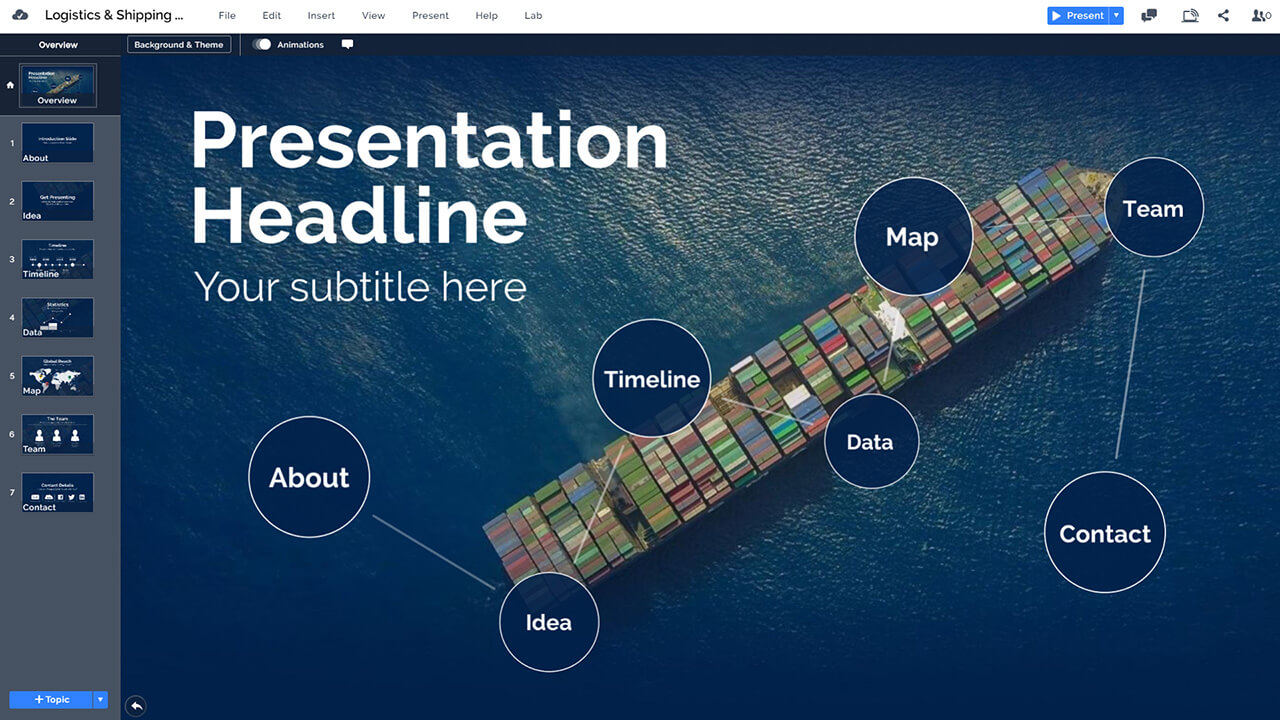 shipping-container-ship-on-sea-trade-wars-presentation-template-prezi-powerpoint-ppt