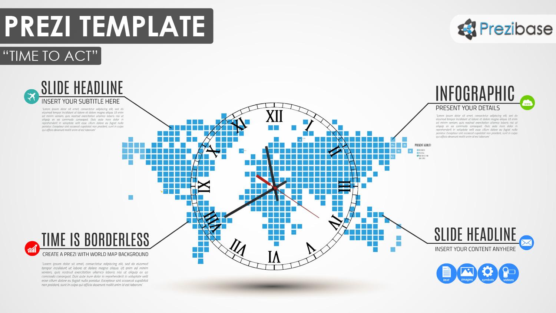 Time to act prezi presentation template creatoz collection gumiabroncs Choice Image