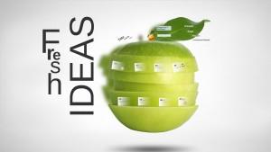 Свежие идеи Prezi Template