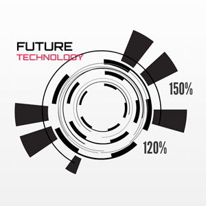 future technology prezi template from prezibase