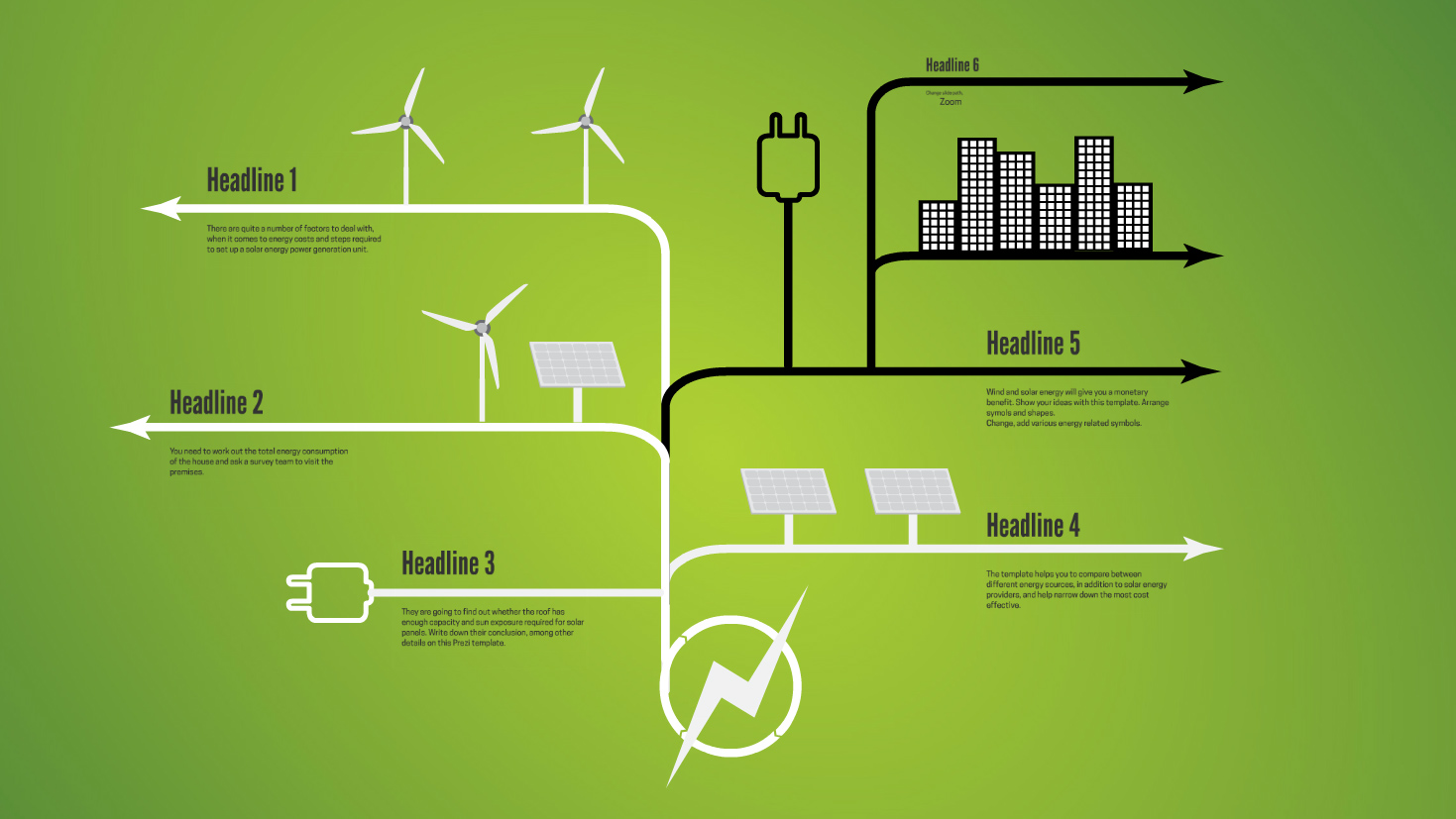 green energy prezi template