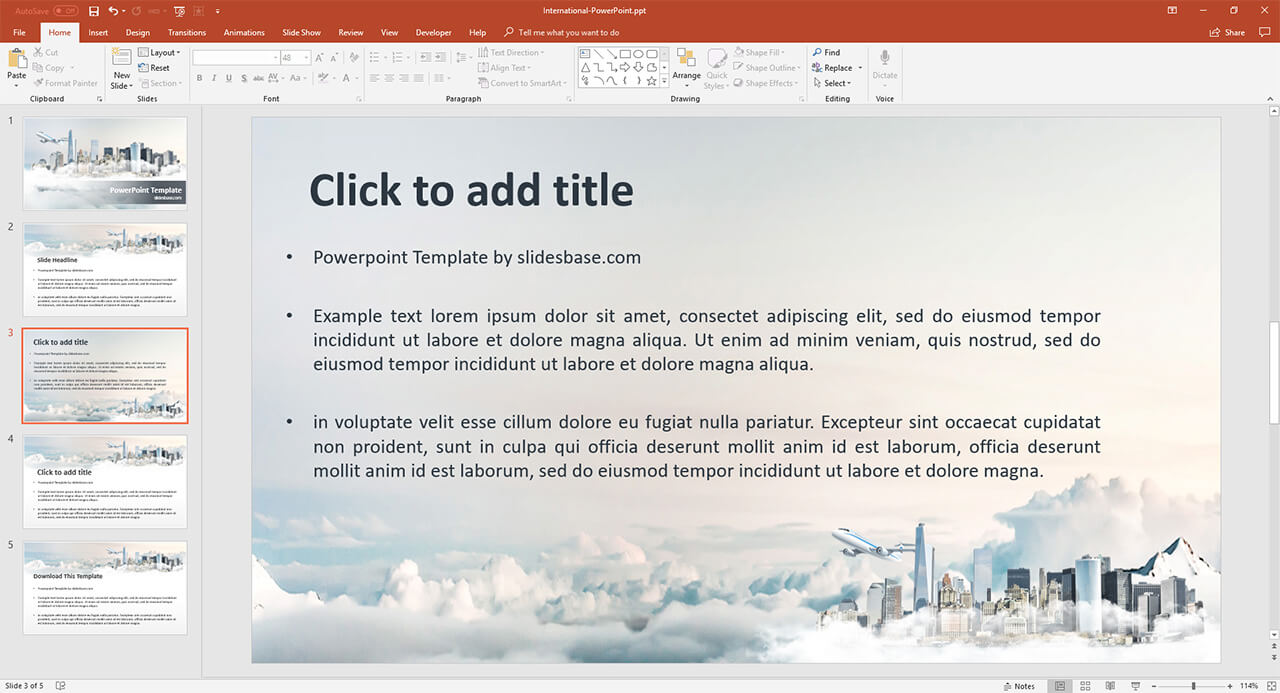 3d-sky-city-urban-business-and-travel-global-presentation-template-for-powerpoint-ppt