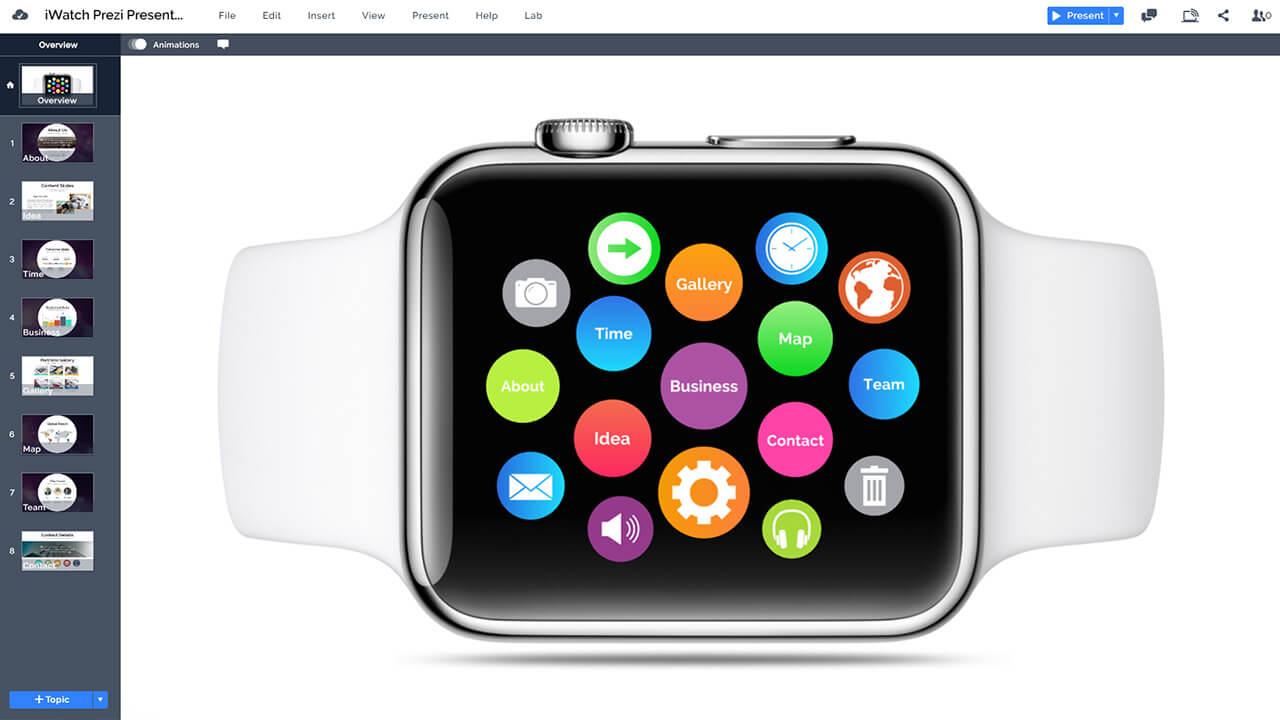 apple-i-watch-apple-smartwatch-wrist-watch-wearable-technology-prezi-template-for-presentation