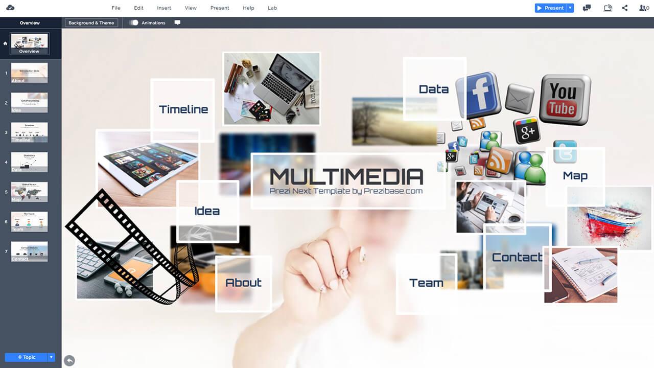 3d-multimedia-video-promo-online-social-media-gallery-prezi-next-presentation-template
