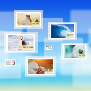 prezi template photo presentation for photos